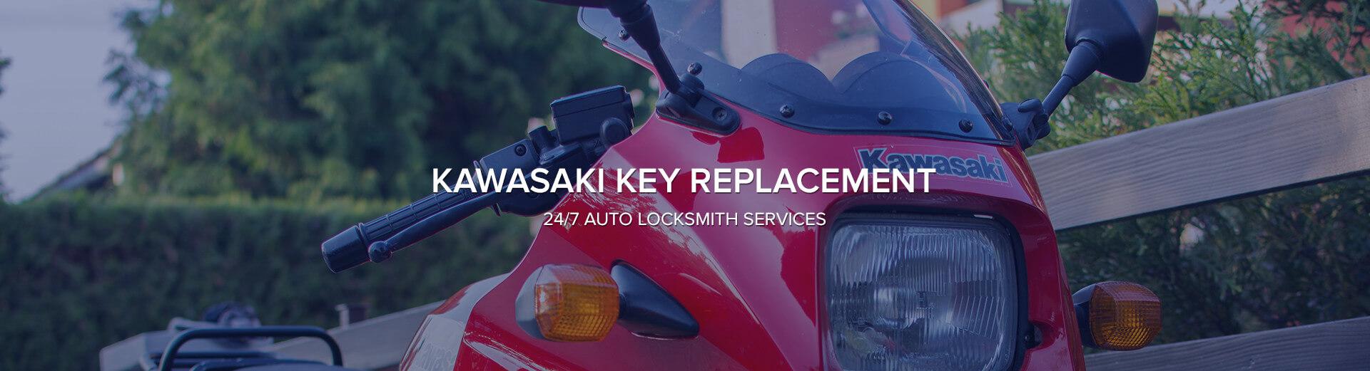 Lost Motorcycle Key Kawasaki