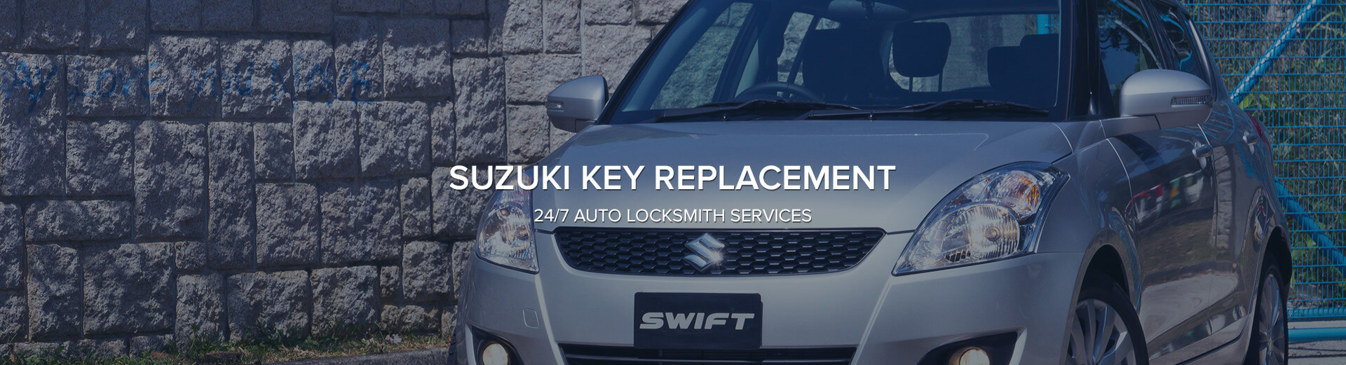 Suzuki Key Replacement Lost Suzuki Keys Cobra Locksmiths