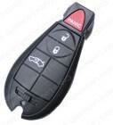 chrysler fobik key replacement