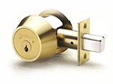 install high security medeco deadbolt