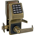lock with keypad