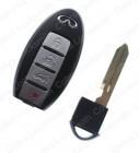 replace infiniti smart key