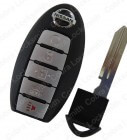replace push to start key for nissan